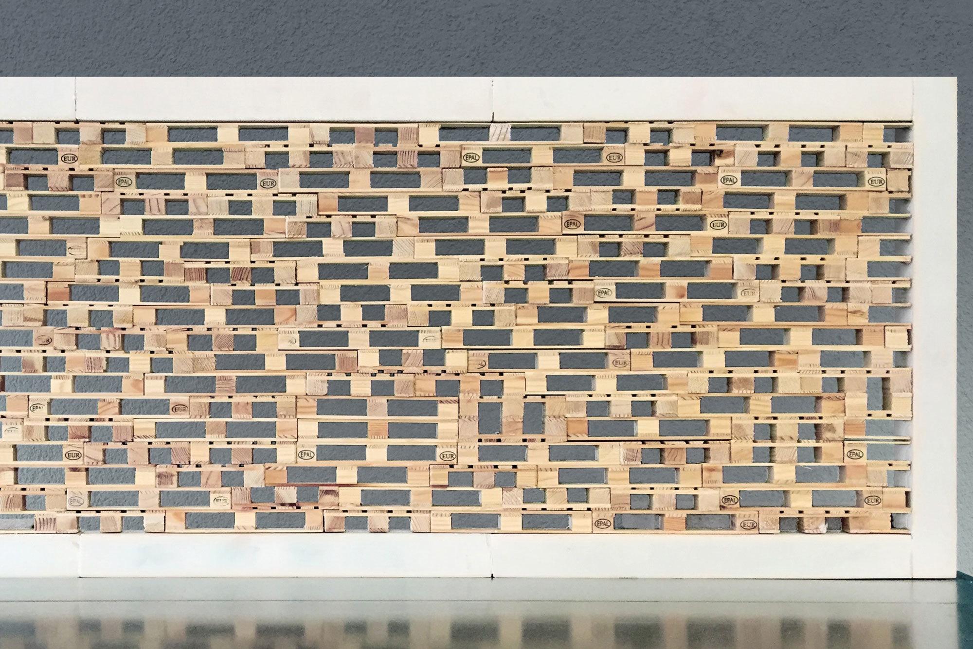 Kindl A M Pavillon Wand